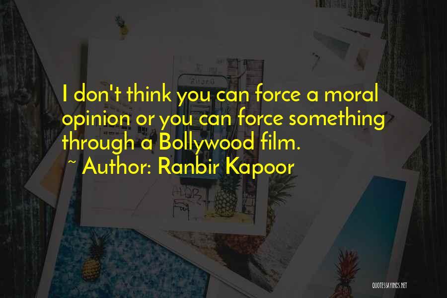 Ranbir Kapoor Quotes 1652063