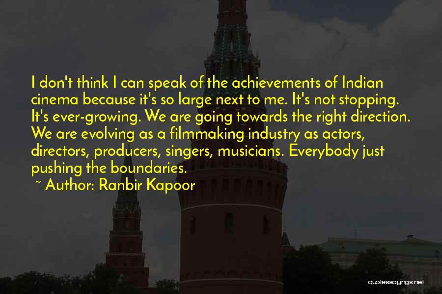 Ranbir Kapoor Quotes 195487