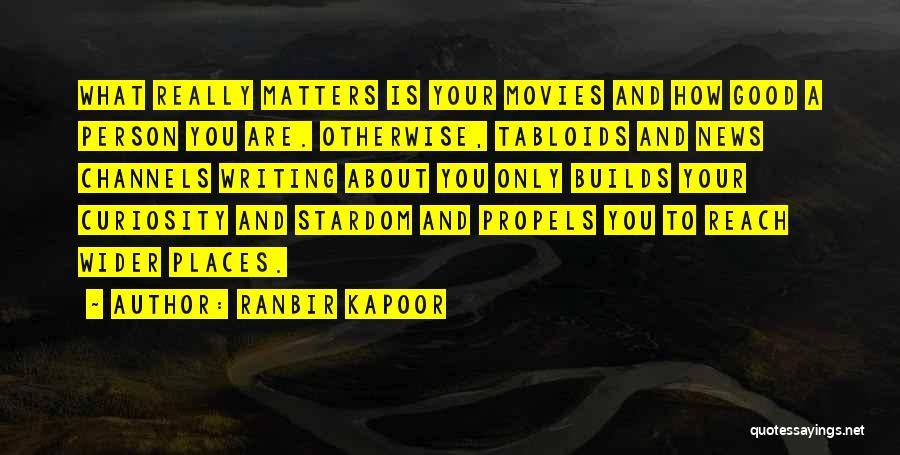 Ranbir Kapoor Quotes 1971165