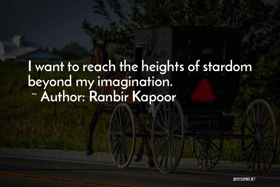 Ranbir Kapoor Quotes 2140616