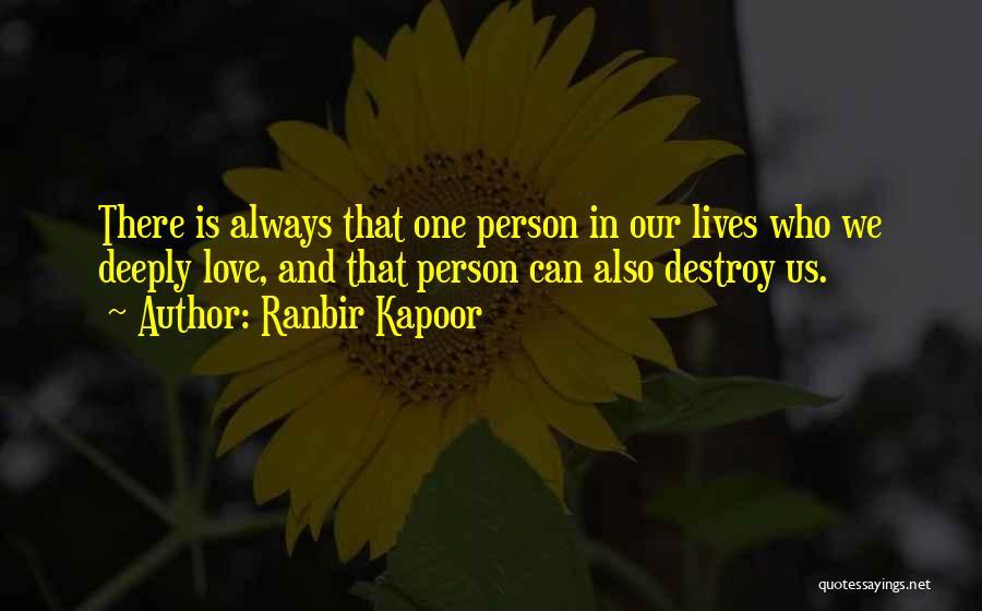 Ranbir Kapoor Quotes 344927