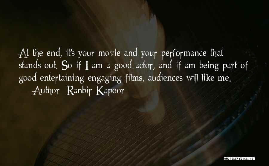 Ranbir Kapoor Quotes 389008