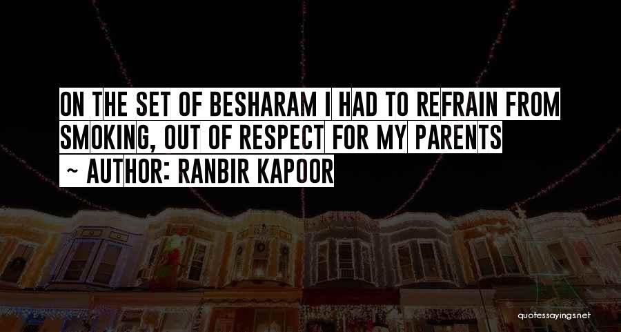 Ranbir Kapoor Quotes 586808
