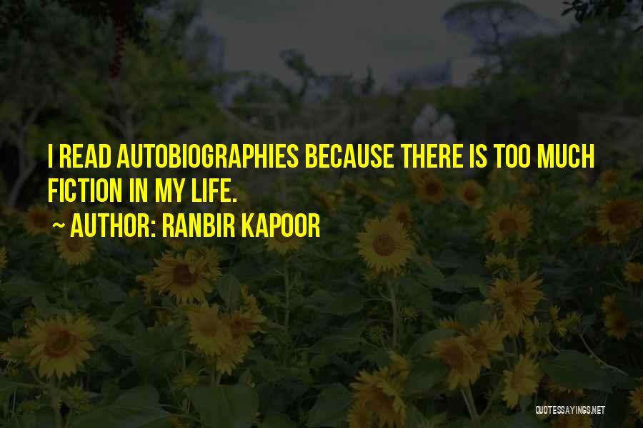 Ranbir Kapoor Quotes 694747