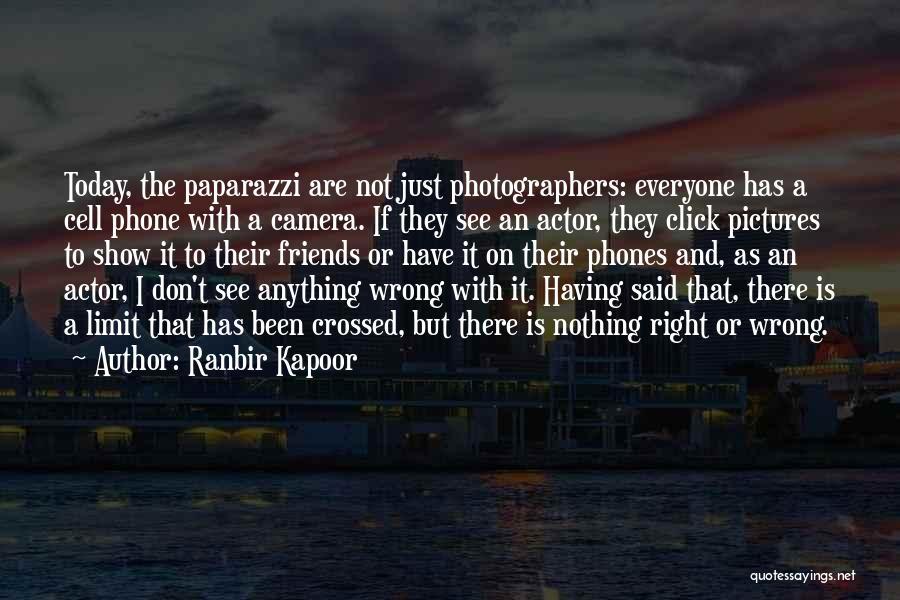 Ranbir Kapoor Quotes 714776