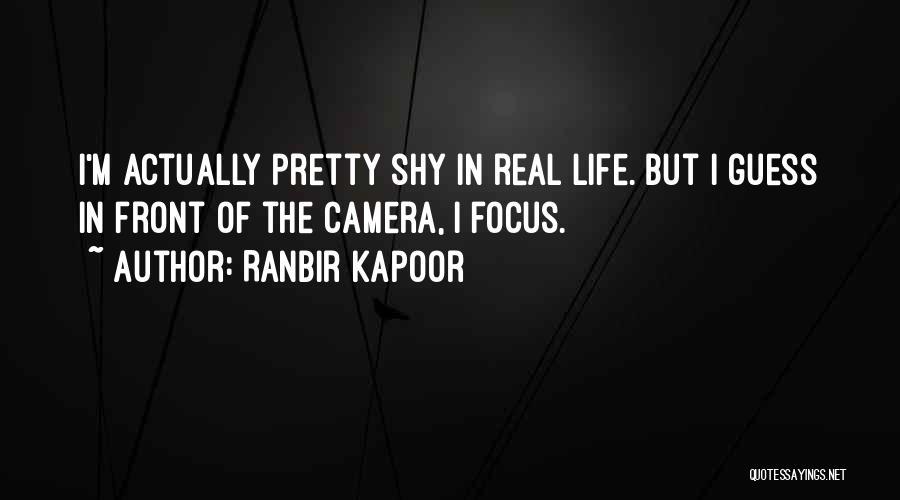 Ranbir Kapoor Quotes 729626