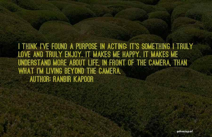 Ranbir Kapoor Quotes 853663