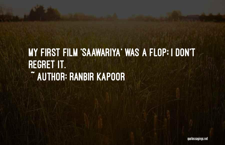 Ranbir Kapoor Quotes 951188