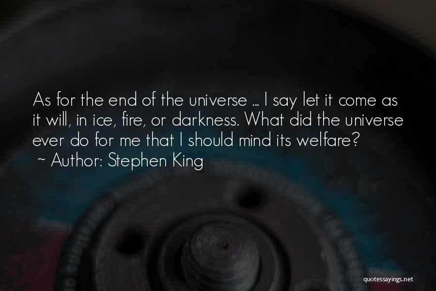 Randall Quotes By Stephen King