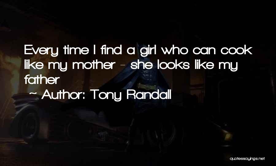 Randall Quotes By Tony Randall