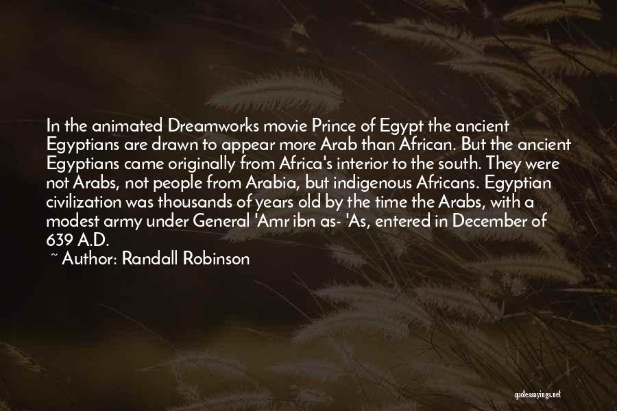 Randall Robinson Quotes 1697562
