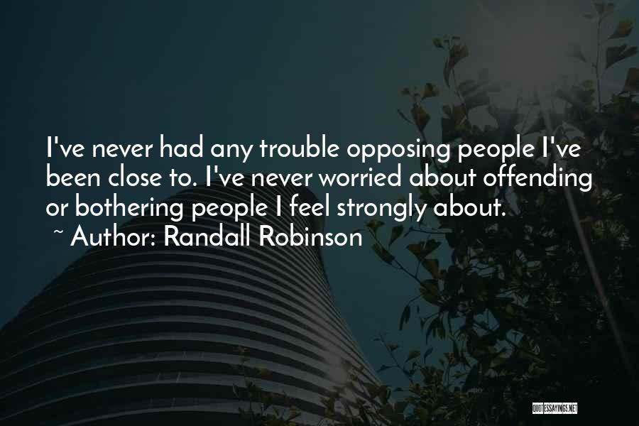 Randall Robinson Quotes 2036638