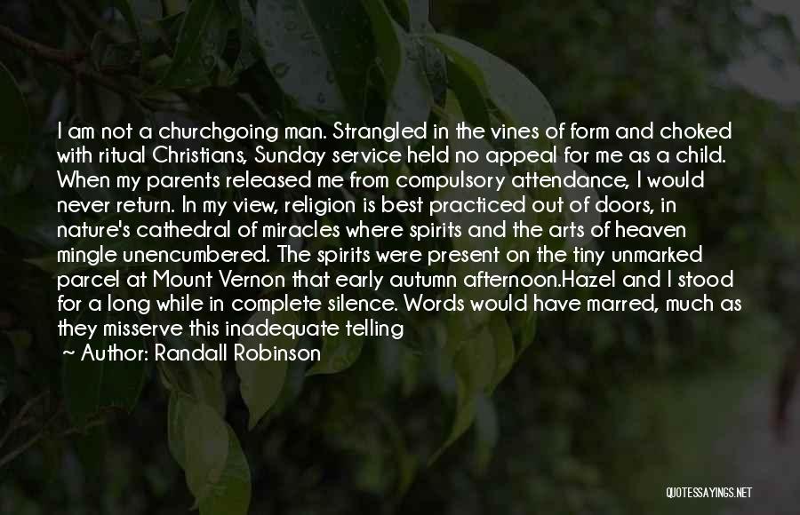 Randall Robinson Quotes 269128
