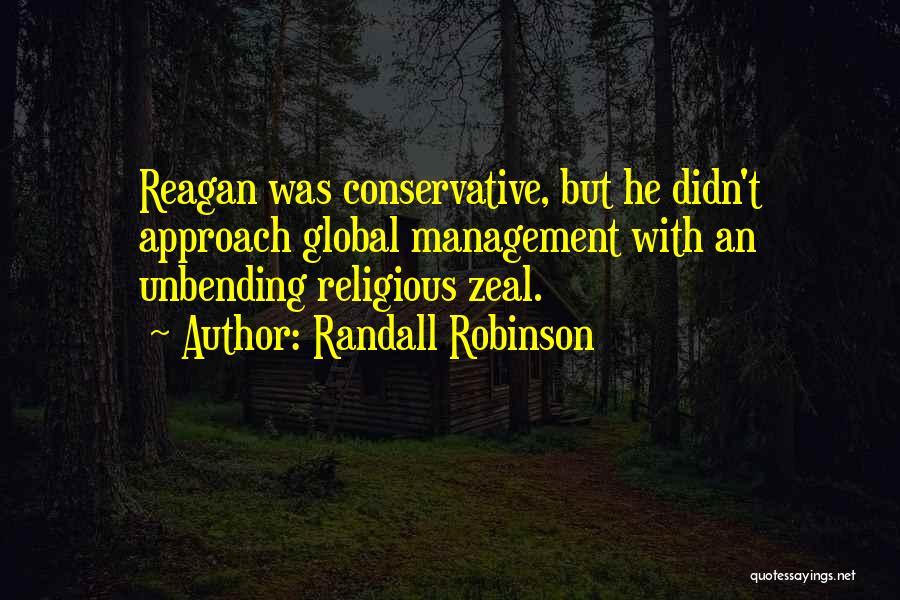 Randall Robinson Quotes 360033