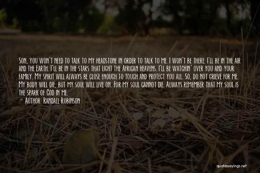 Randall Robinson Quotes 582142