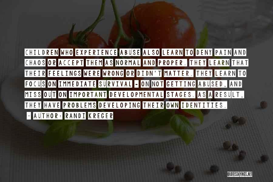Randi Kreger Quotes 400695