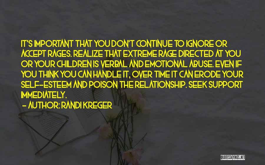 Randi Kreger Quotes 970020