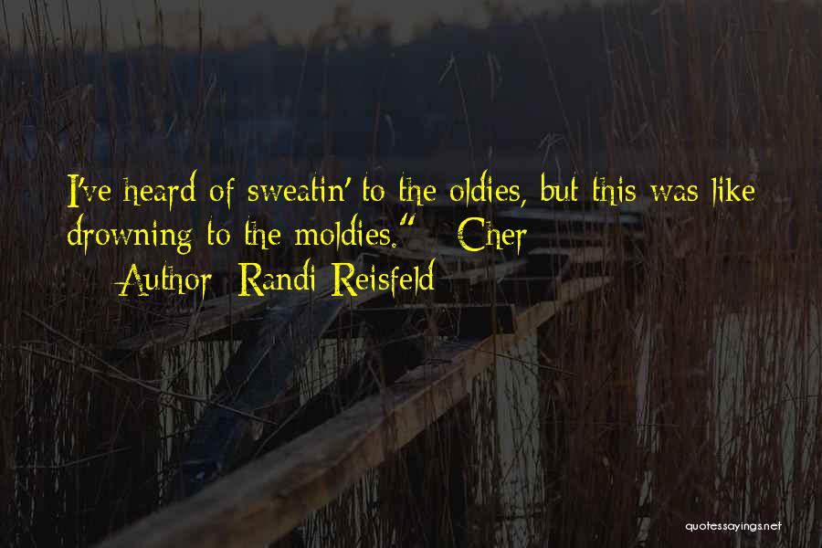 Randi Reisfeld Quotes 1021073