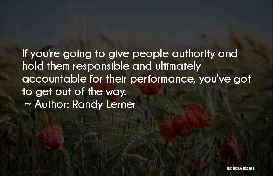 Randy Lerner Quotes 1345037
