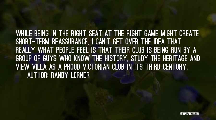 Randy Lerner Quotes 168875