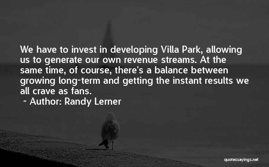 Randy Lerner Quotes 574653