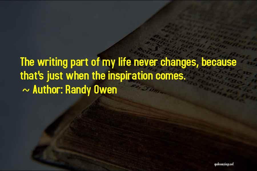 Randy Owen Quotes 1216355