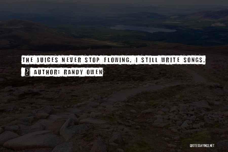 Randy Owen Quotes 302940