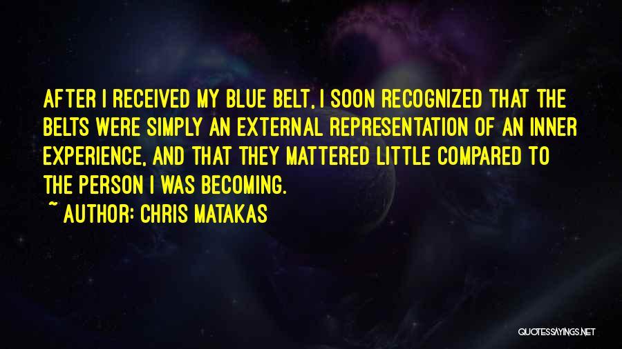 Rank Quotes By Chris Matakas