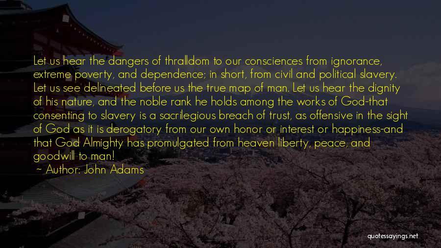 Rank Quotes By John Adams