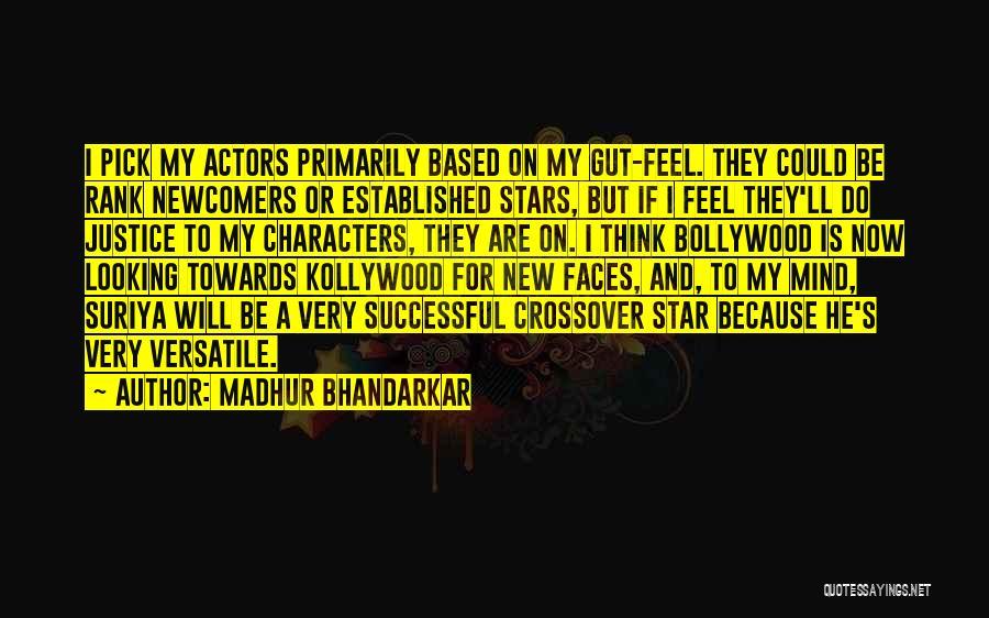 Rank Quotes By Madhur Bhandarkar