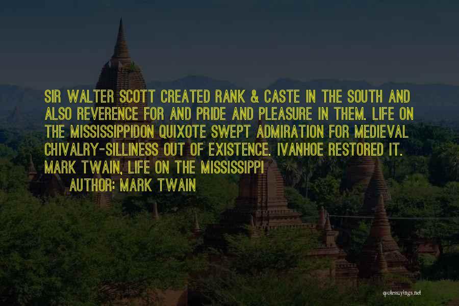 Rank Quotes By Mark Twain
