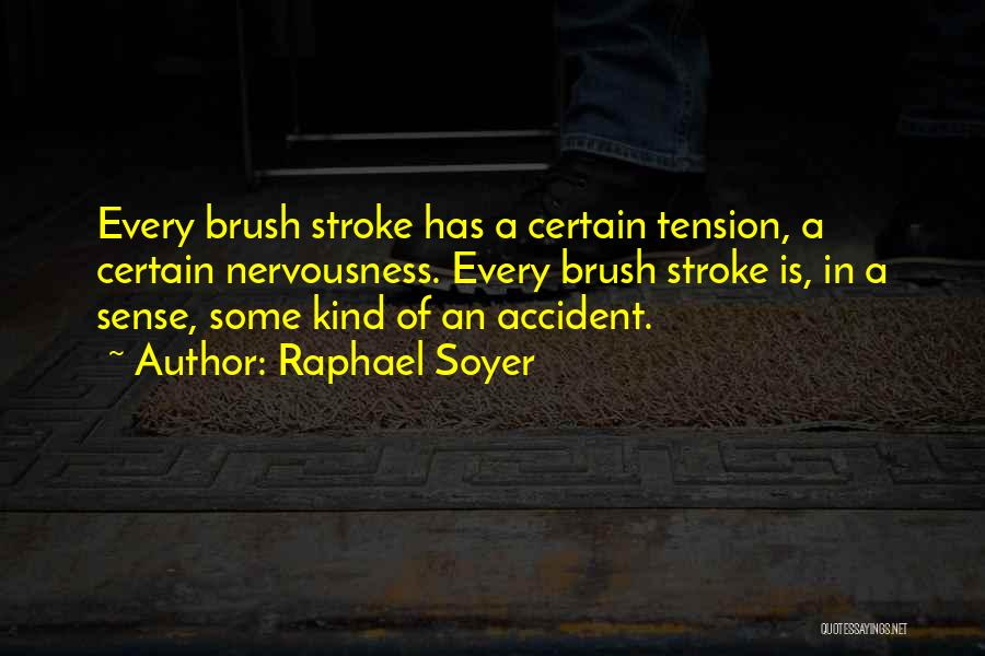 Raphael Soyer Quotes 659408