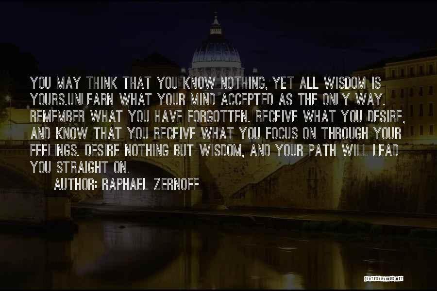 Raphael Zernoff Quotes 1165160