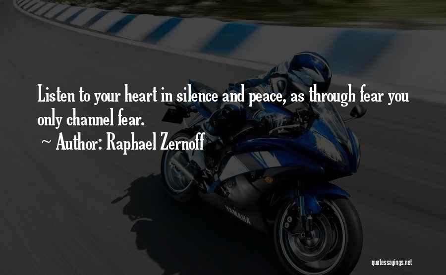 Raphael Zernoff Quotes 1195008