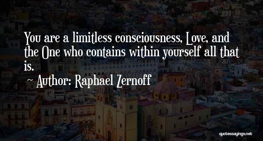 Raphael Zernoff Quotes 1348498