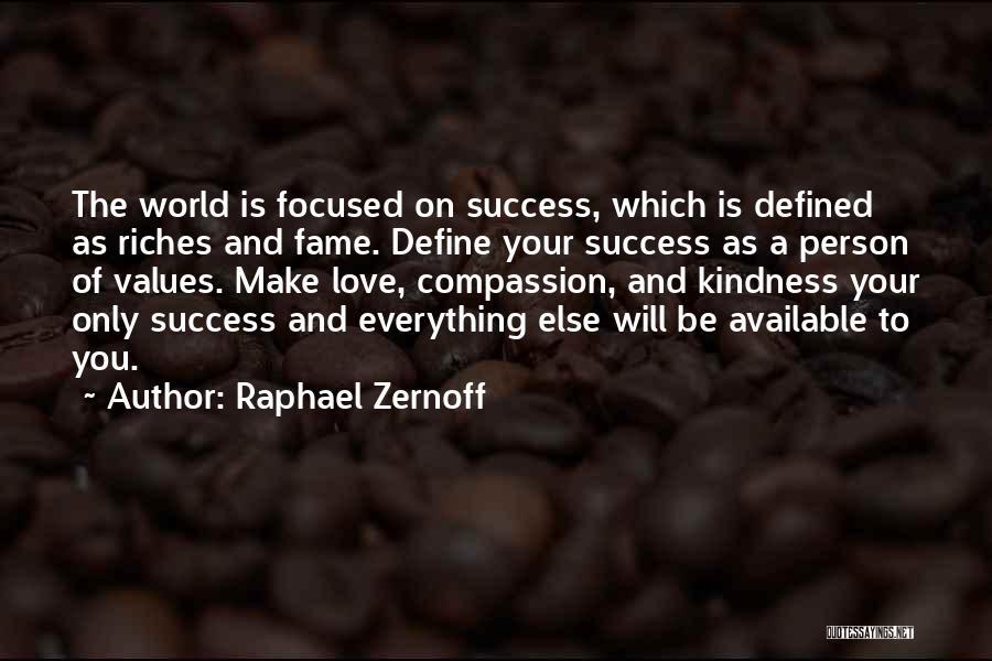 Raphael Zernoff Quotes 1604074