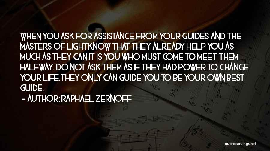 Raphael Zernoff Quotes 1899992