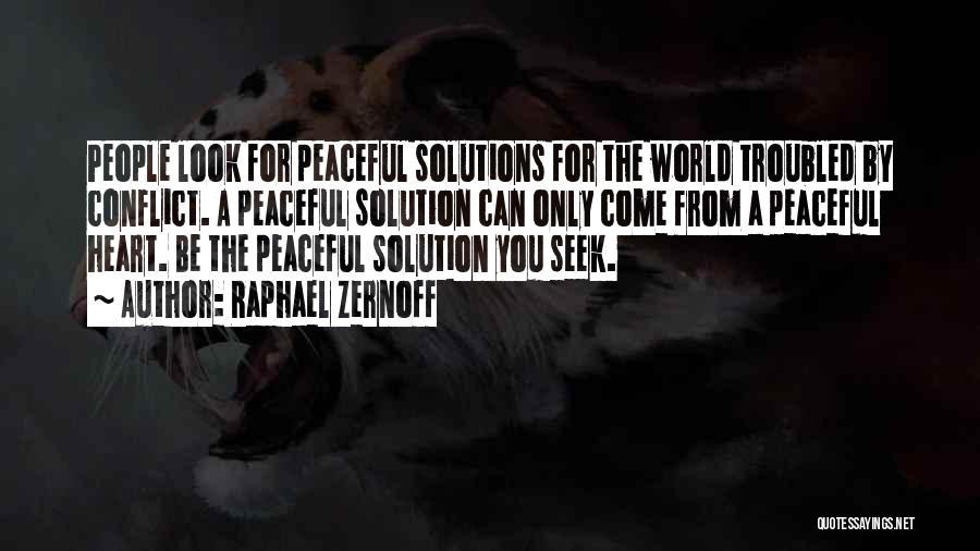 Raphael Zernoff Quotes 605776