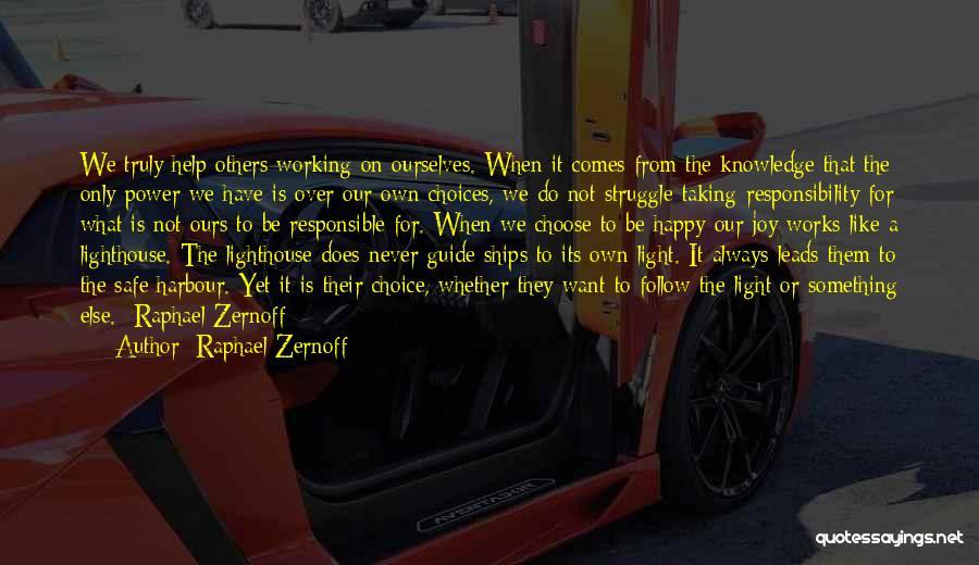 Raphael Zernoff Quotes 676933