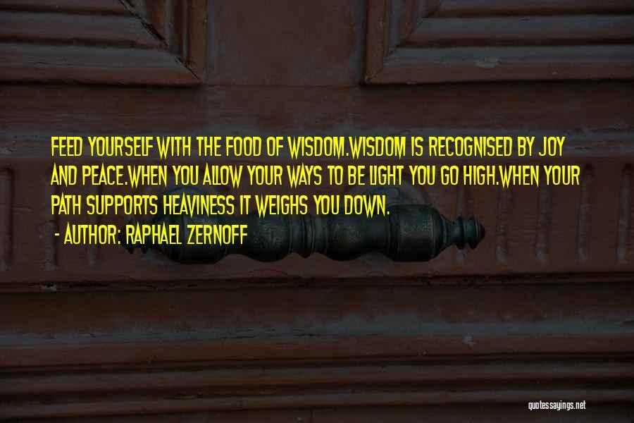 Raphael Zernoff Quotes 735303