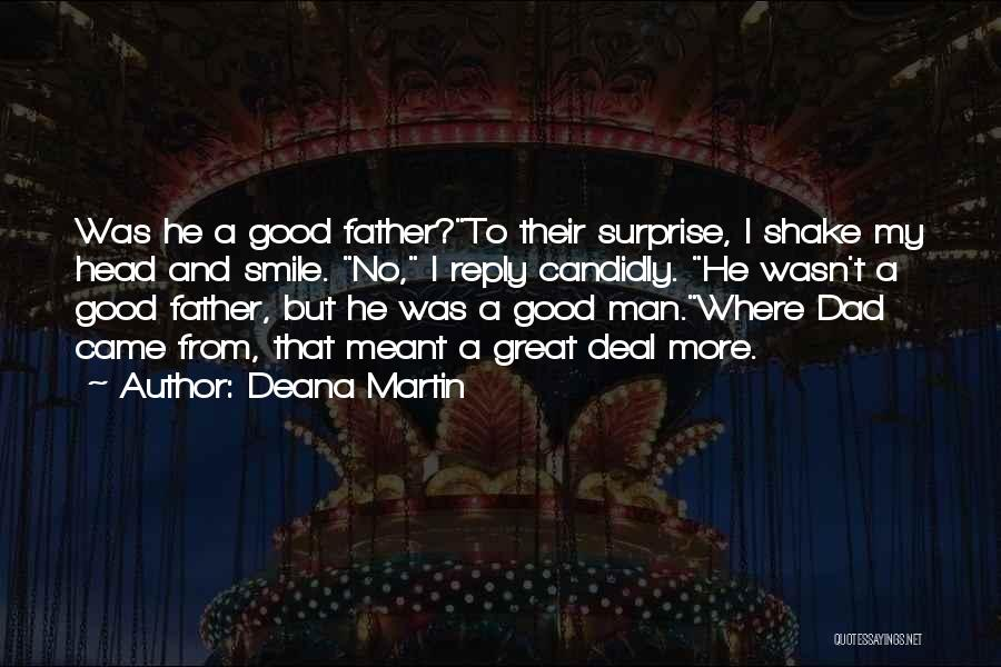 Rat Pack Quotes By Deana Martin