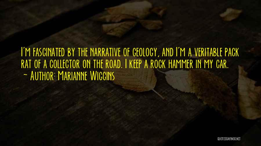 Rat Pack Quotes By Marianne Wiggins