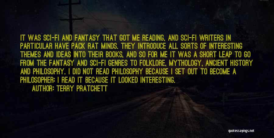 Rat Pack Quotes By Terry Pratchett