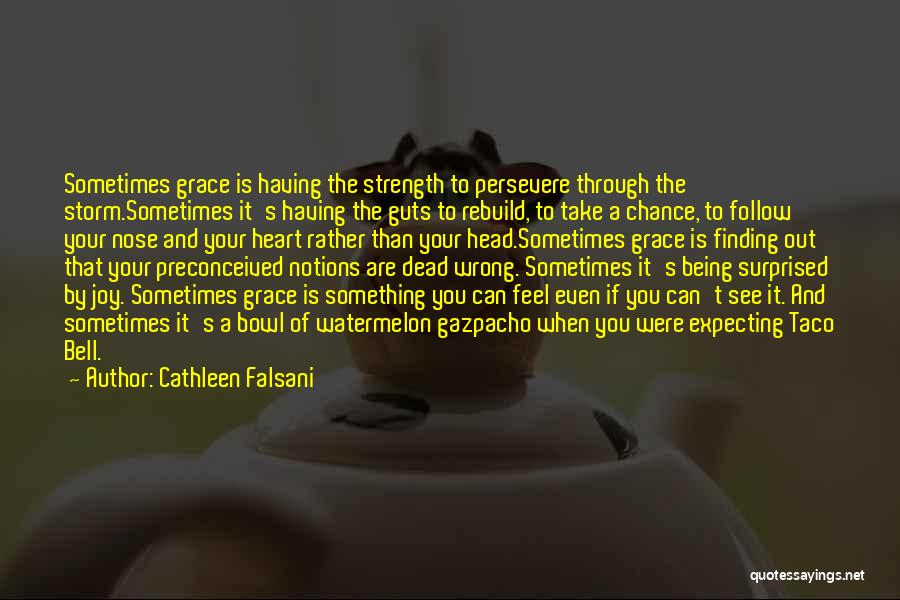 Rather Being Dead Quotes By Cathleen Falsani