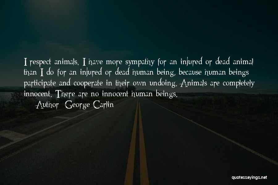 Rather Being Dead Quotes By George Carlin
