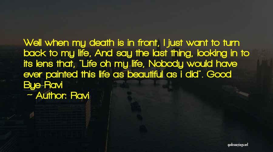 Ravi Quotes 135030