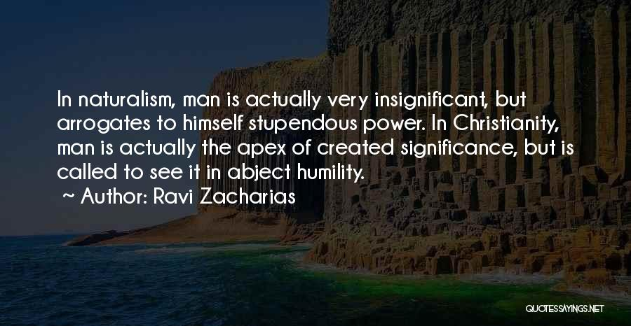 Ravi Zacharias Quotes 1041455