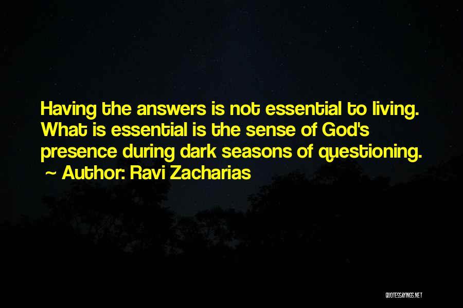 Ravi Zacharias Quotes 1055508