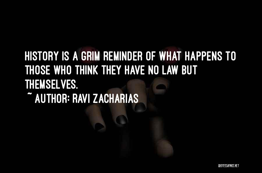 Ravi Zacharias Quotes 1107327