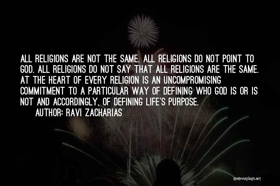 Ravi Zacharias Quotes 1131199